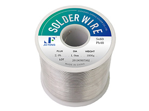 Sn60Pb40 Water-Soluble Tin Lead Solder Wire and Solder Bar