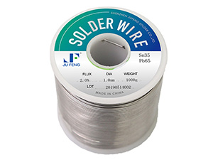 Sn35Pb65 Tin Lead Solder Wire and Solder Bar