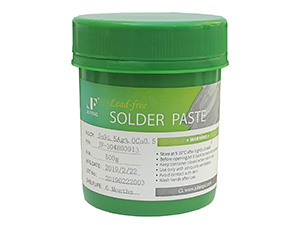 Sn96.5Ag3.0Cu0.5 SAC305 Lead Free Silver Solder Paste