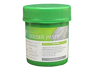 Sn99Ag0.3Cu0.7 High Temperature SMT Lead Free Solder Paste