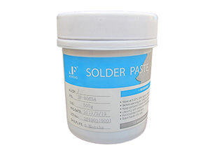 Sn42Bi58 Low Temperature Lead Free Solder Paste for LED