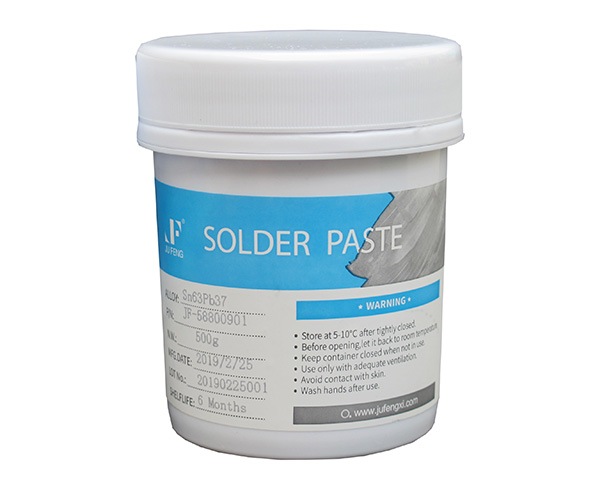 Sn63Pb37 Mid Temperature Tin Lead Solder Paste for PCB