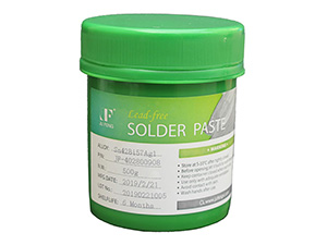 Sn42Bi57Ag1 Low Temperature Solder Paste