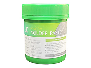 Sn42Bi58 Low temperature solder paste