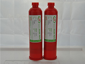 Red Solder Adhesive